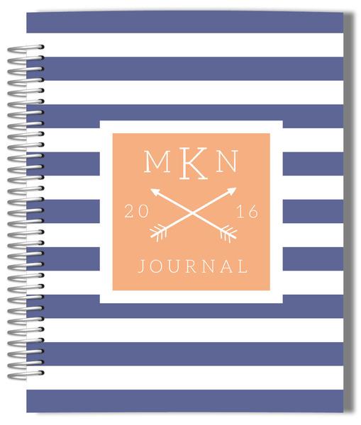 modern-stripes-monogram-custom-journal