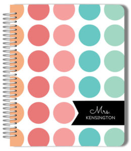 color-burst-polka-dot-custom-teacher-planner