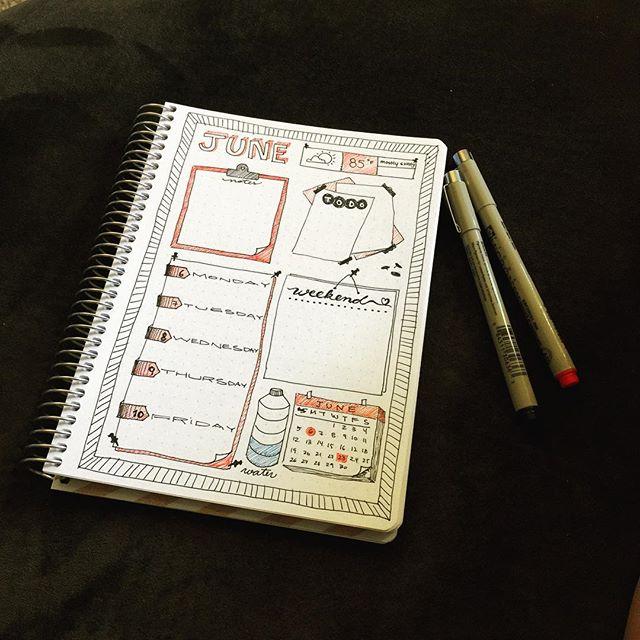 purpletrail-bullet-journal
