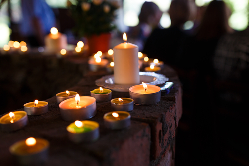funeral reception ideas