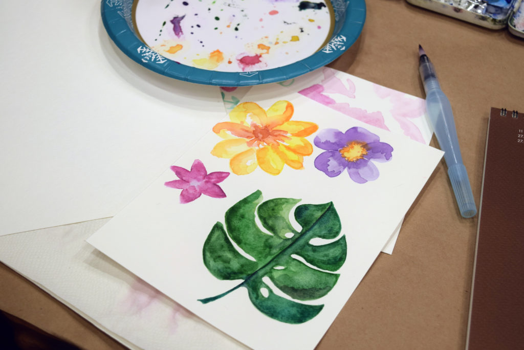 watercolor designs