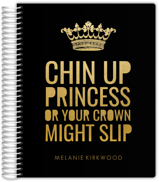 New Princess Crown Tiny Planner