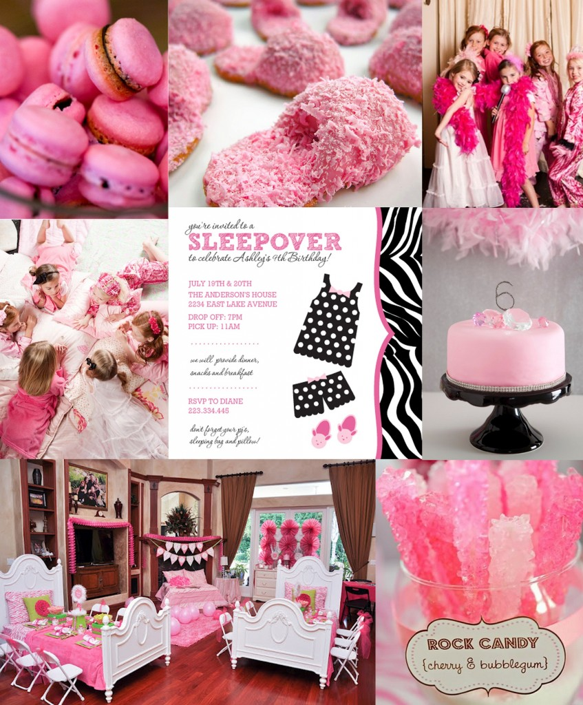 Slumber Party - Fun Slumber Party Ideas and Inspiration