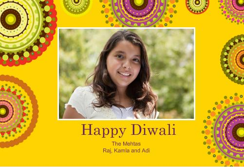 Diwali food ideas from purpletrail sweets and savories bright rangoli photo diwali greeting card m4hsunfo