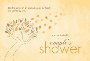 Couples shower ideas tips from purpletrail couples bridal shower invitations filmwisefo