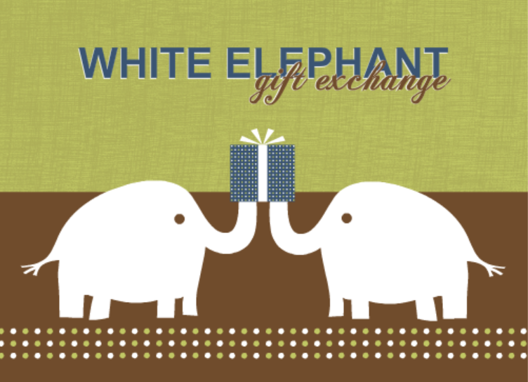 White Elephant Gift Exchange Ideas for Parties From ...