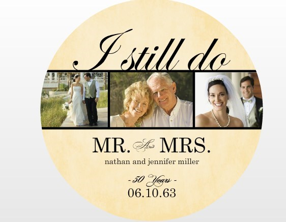 50th Wedding Invitation Templates: 50th Anniversary Invitation Wording