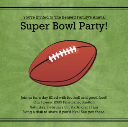 Super Bowl Party Games Tips From PurpleTrail