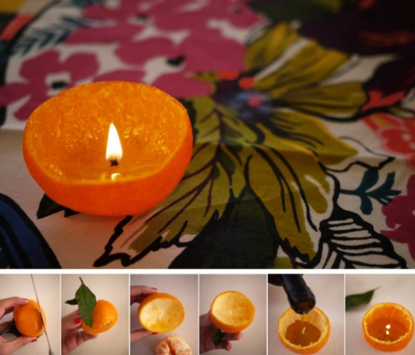 Diwali greeting cards and great celebration ideas diwali greeting cards diy orange candle photo courtesy of scraphacker m4hsunfo