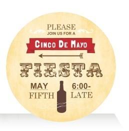 cinco de mayo invite template
