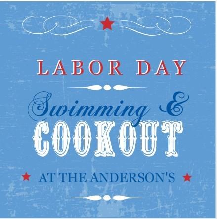 Labor Day Party Invitation Wording Purpletrail