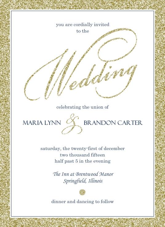 Summer Wedding Ideas -- Amazing Fourth of July Wedding Inspiration