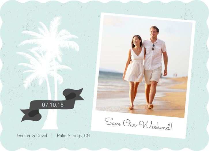 when to send out save the dates how to address save the dates