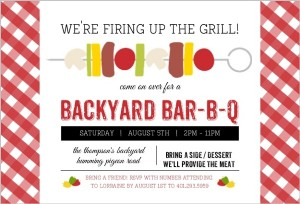 Summer Party Themes: Backyard BBQ Ideas
