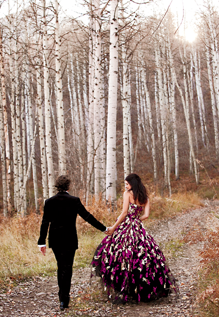 Fall wedding themes harvest enchanted forest halloween fall wedding themes wedding themes for fall junglespirit Images