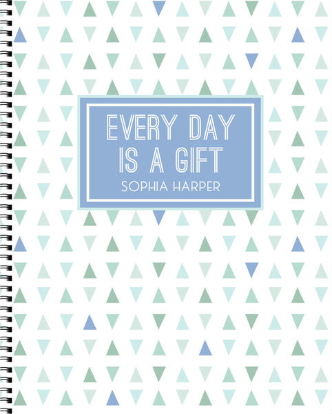 Everyday is a Gift Journal by PurpleTrail.com