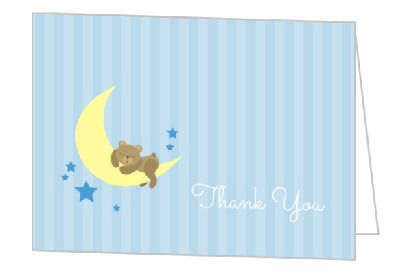 First Birthday Thank You Card Wording Ideas Etiquette For