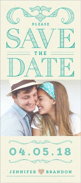 When To Send Out Save The Dates How Address