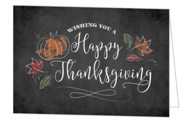Thanksgiving card wording ideas from purpletrail this thanksgiving m4hsunfo