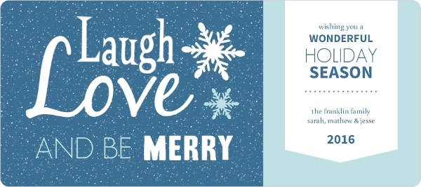 Holiday card wording ideas from purpletrail holiday sentiments custom holiday card5575922391largerounded m4hsunfo