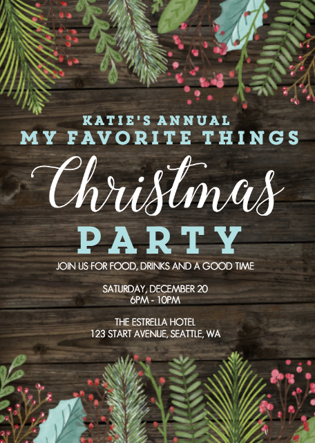 christmas-party-invite