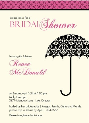 if you are in charge of planning your best friends bridal shower consider throwing a bridesmaids themed