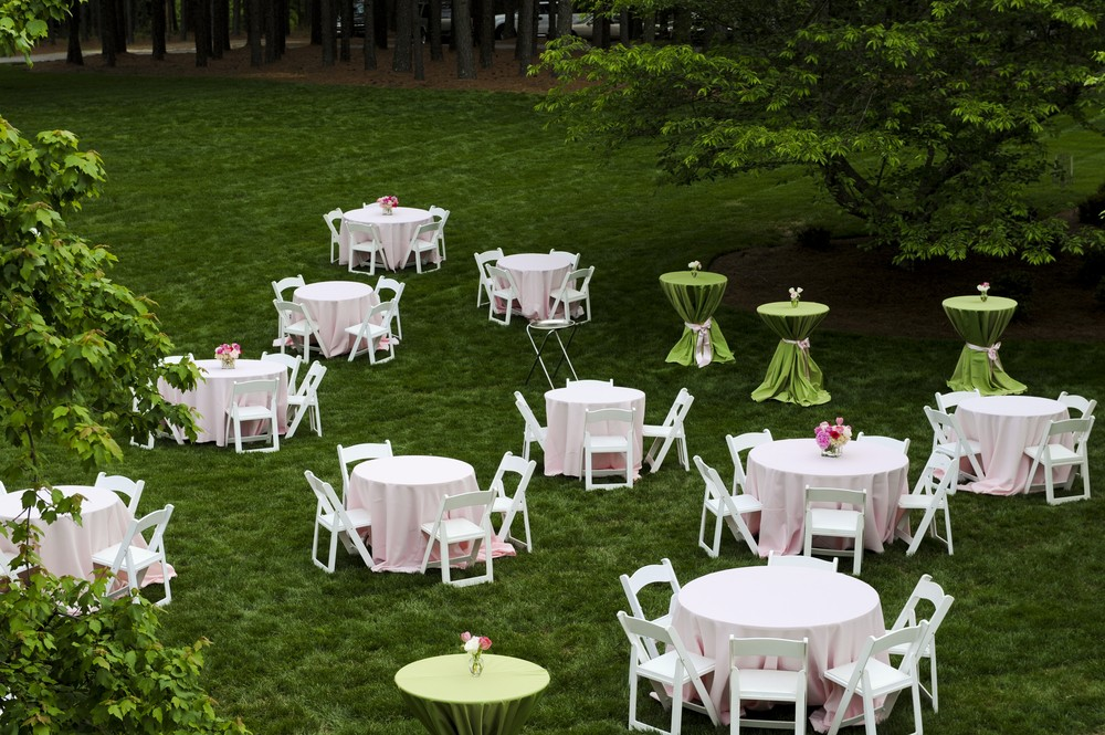 Backyard Wedding Ideas Planning An Affordable Alfresco Affair