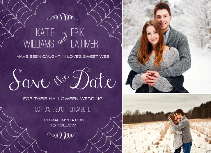 Cute Save The Date Photo Ideas: Creative Picture and Wording Examples