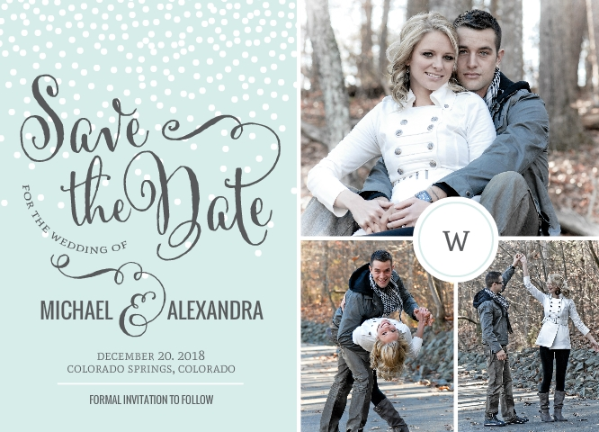 Cute Save The Date Photo Ideas: Creative Picture and ...