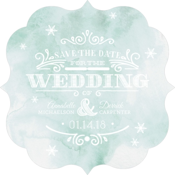 Winter Wonderland Wedding Ideas: Invitations, Themes, DIY ...