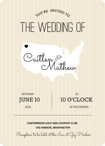 wedding inviatation wording