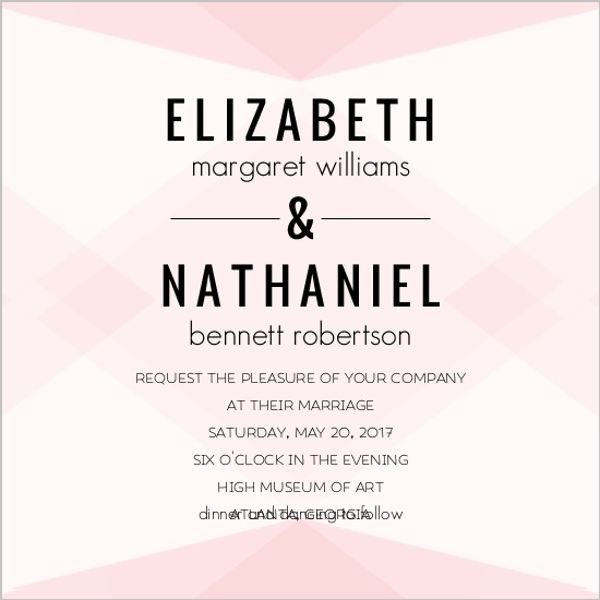 Unique Wedding Invitation Wording Ideas