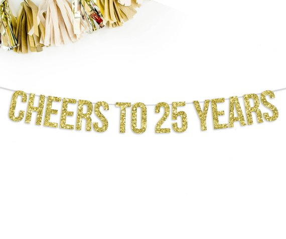 25th Birthday Ideas Creative Ways To Celebrate Turning 25